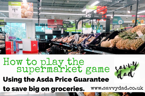 How can I save money at Asda