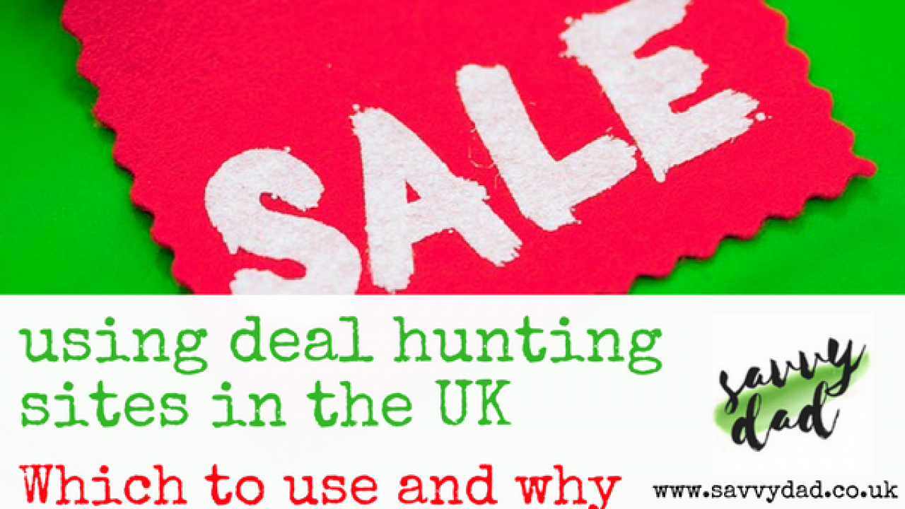 Hot Uk Deals Hukd And Mse Money Saving Expert Which Deals Site Is Best And What Other Alternatives Exist