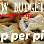 cheap mince pies