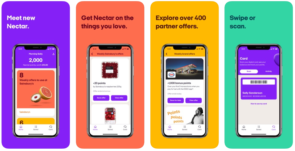 new nectar bonus points
