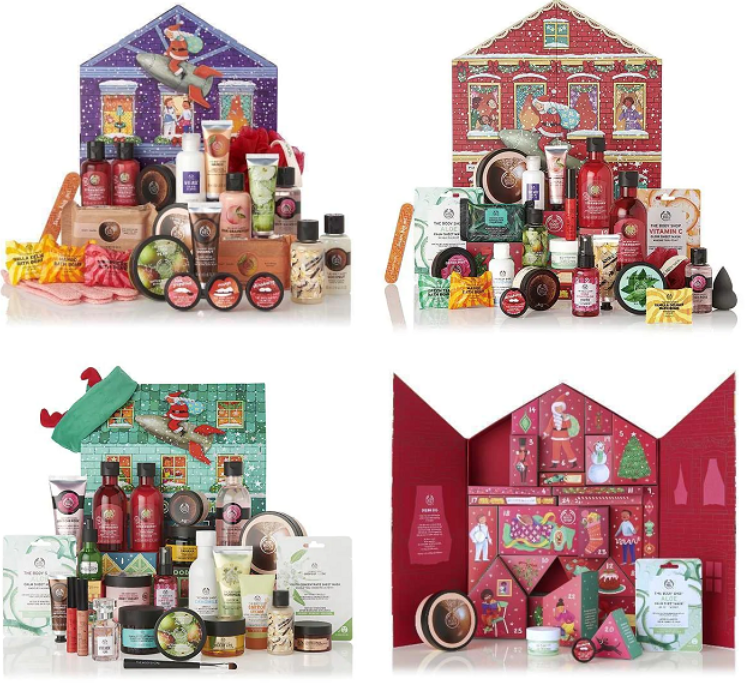 bodyshop advent