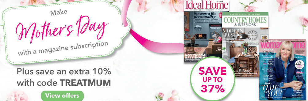 mothers day magazine subscriptions