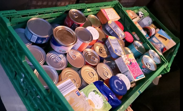 norwich food bank