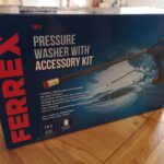 aldi ferrex pressure washer with accessory kits