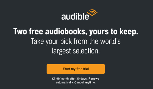 free audio reading books to support home remote learning
