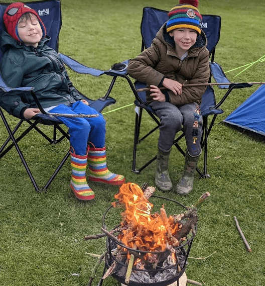 best value camping tent with kids