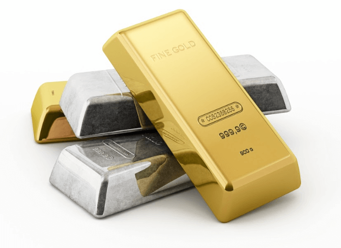 trading gold and silver online