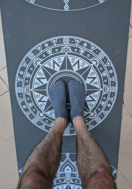 yoga mat for home